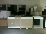 Cabinets, etc.