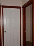 Hallway closet and guestbathroom