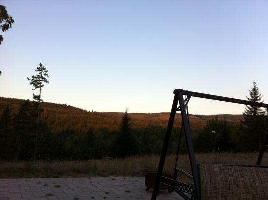 Sept. 2014 Sunrise