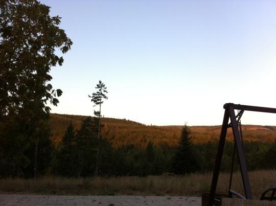 Sept 2014 Sunrise