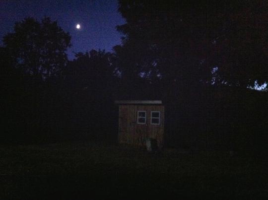 Moonlit Night Oct. 2014