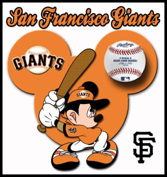 Mickey and the Giants