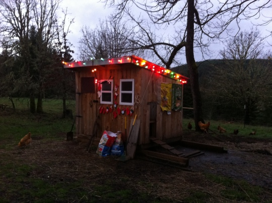 Chicken House 2014