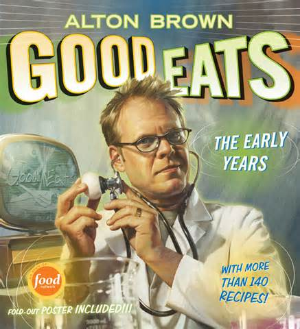 The infamous, Alton Brown