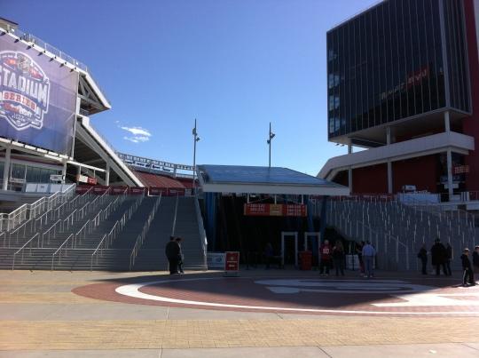 Levi's Stadium 2015