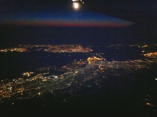 For my Bay Area peeps... Can you tell what area we were flying over?